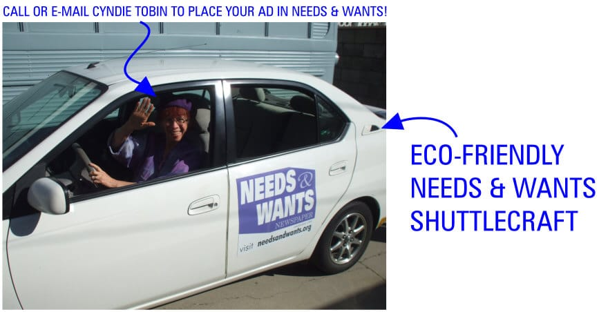 Eco-friendly Needs and Wants Shuttlecraft
